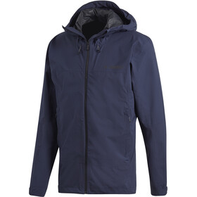 adidas TERREX Swift Veste imperméable Homme, legend ink